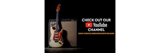 Sculpt your tone with effects pedals from Peach Guitars.