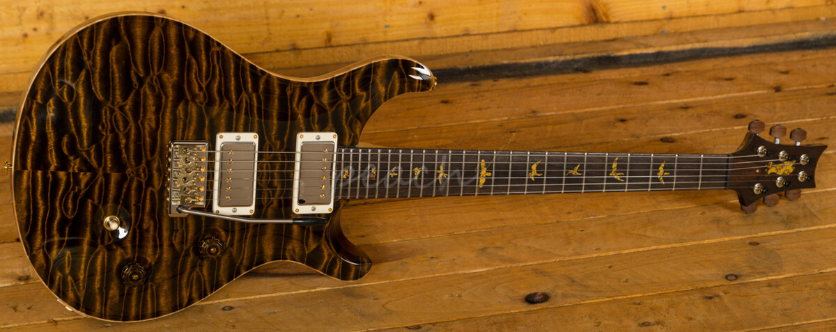 New Private Stock PRS guitars at Peach