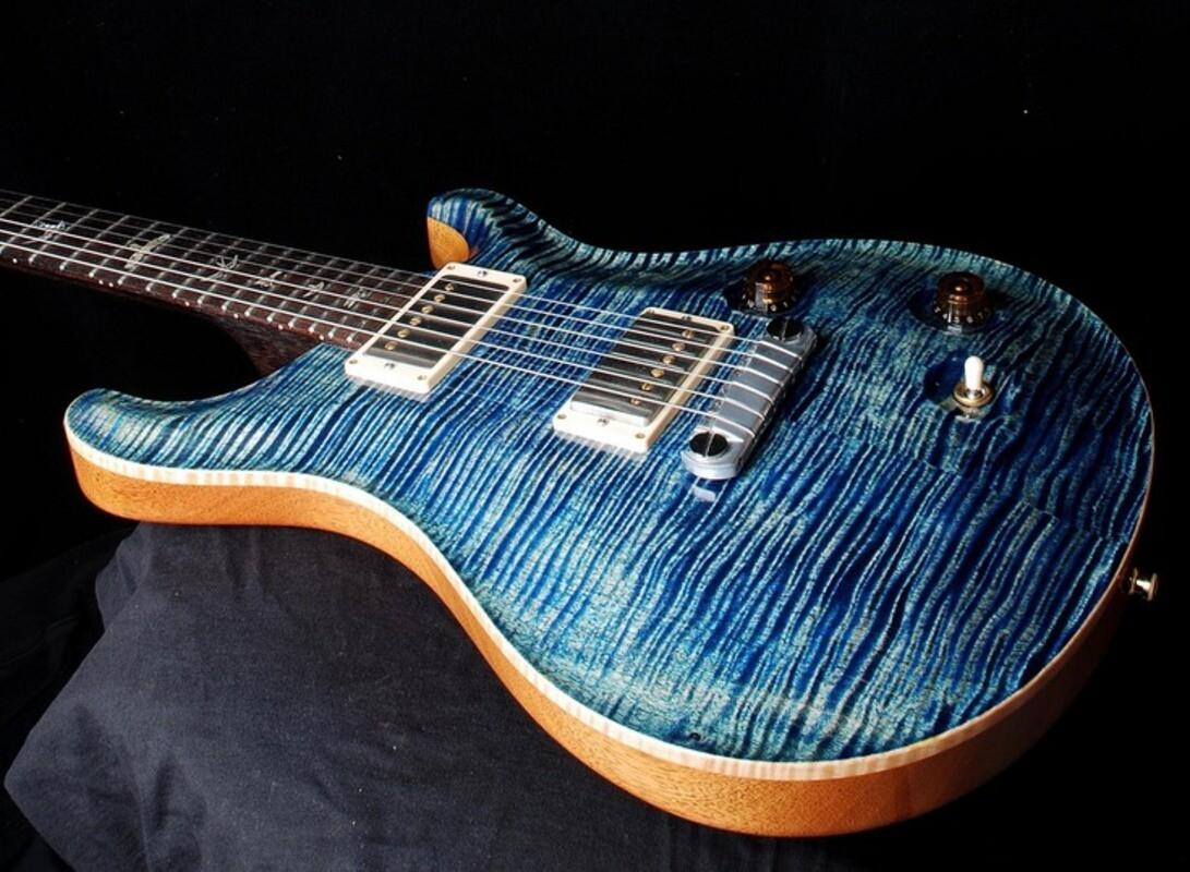Taylor Guitars For Sale >> PRS Modern Eagle 2 Used - Peach Guitars