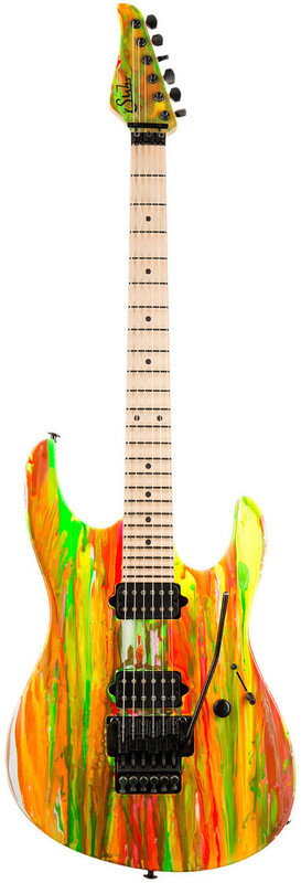 Suhr 80's Shred Limited Edition Guitars