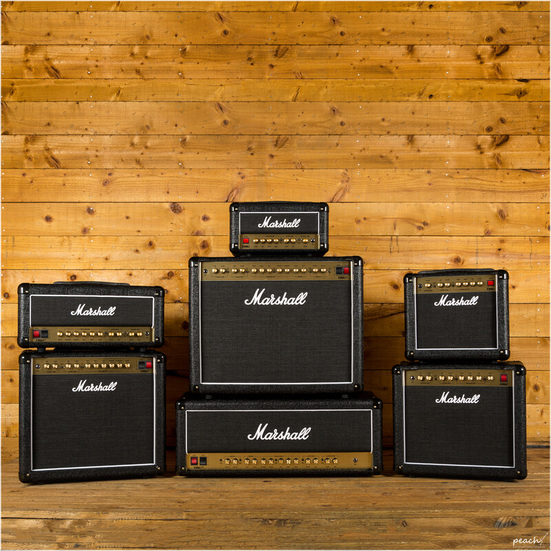 New lines from Marshall Amplifliers