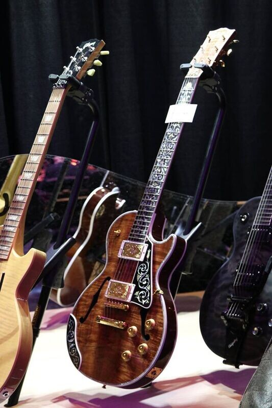 Photos from NAMM day 2.