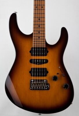 Suhr Guthrie Govan Antique Modern Guitars
