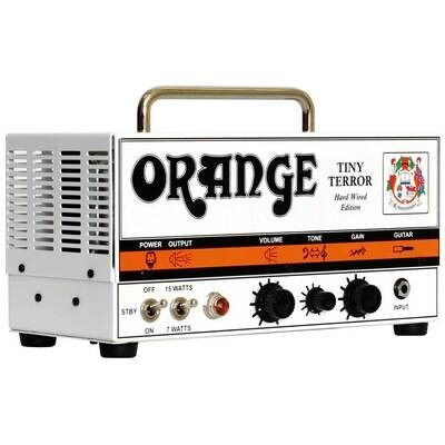Orange Hard Wired Tiny Terror Head Mega Deal