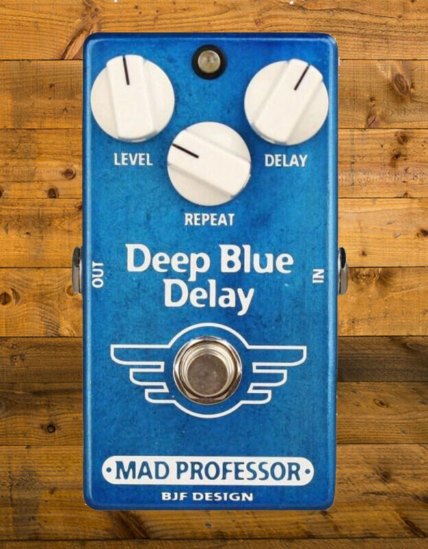Mad Professor Pedals - Now in store