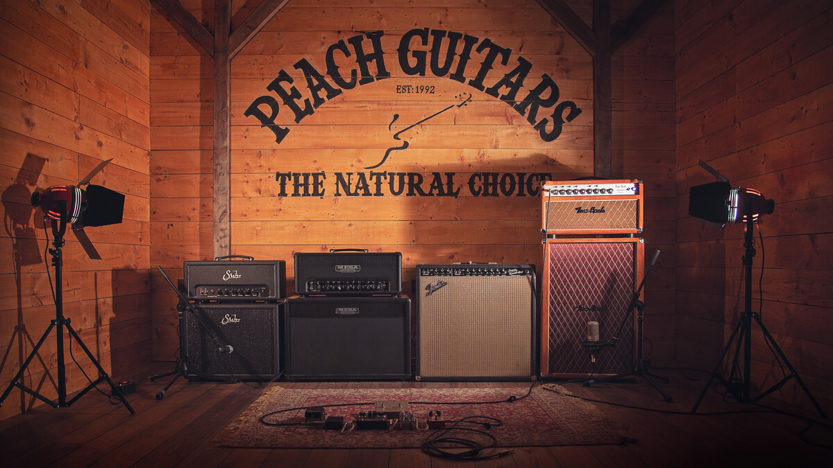 Peach Guitars are hiring!