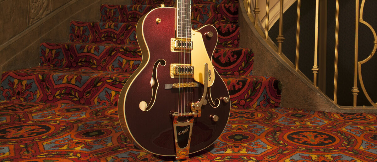 135 years of Gretsch