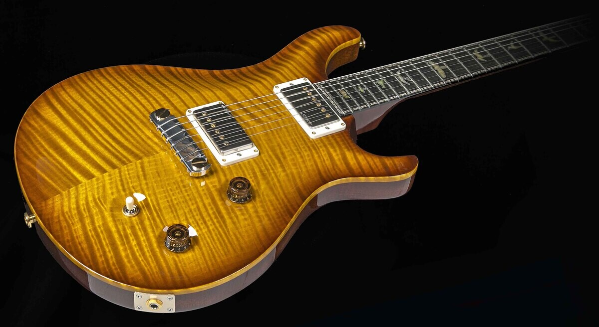 PRS Private Stock Violin II and McCarty Singlecut Prototype