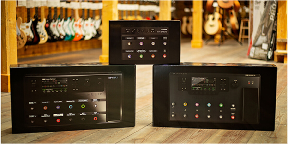 Yamaha and Line 6 now at Peach Guitars
