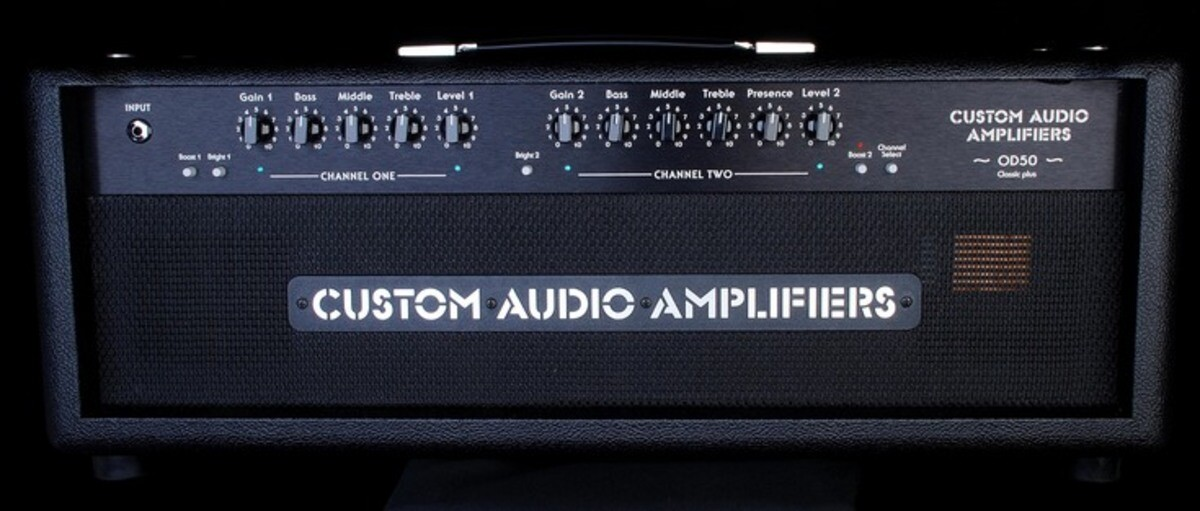 Suhr/Custom Audio Amps