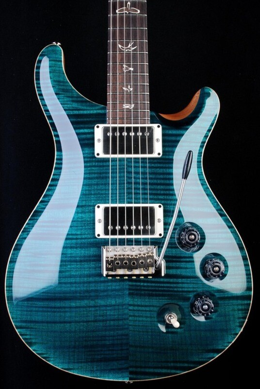 PRS DGT David Grissom Custom Colour Run