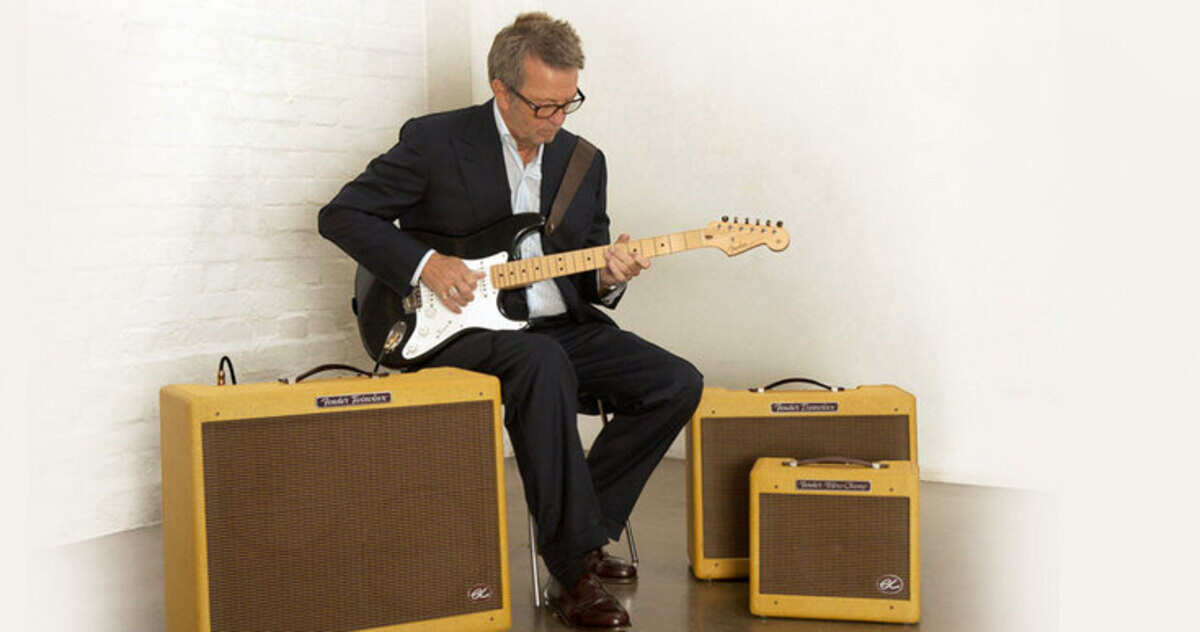 Fender Eric Clapton Signature Amplifiers