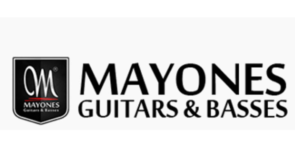 Peach Guitars visit Mayones Guitars