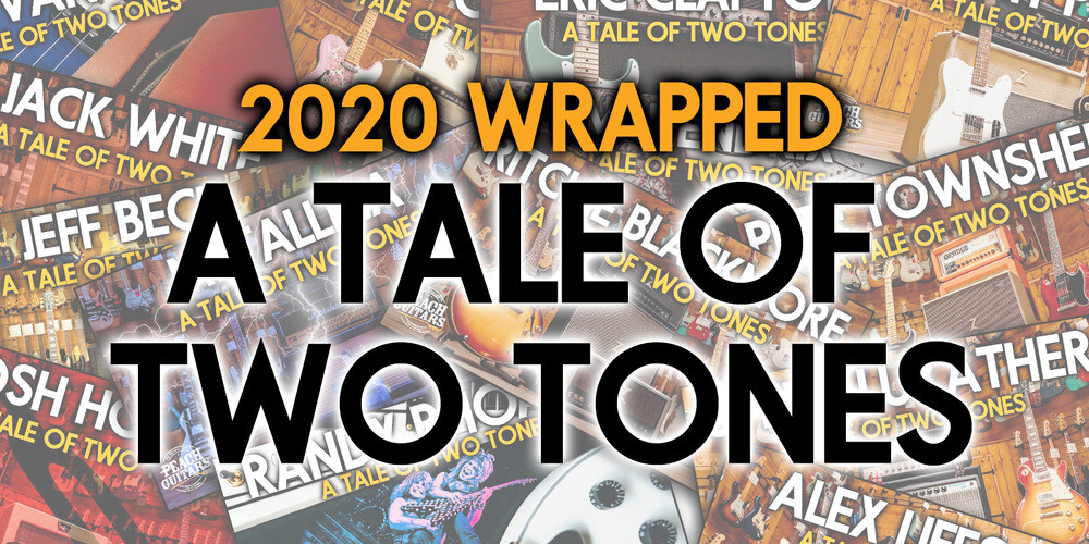 A Tale of Two Tones : Wrapped!