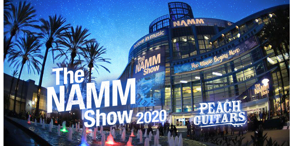 Day #1 at NAMM 2020!